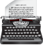 Movie Script Editing - Typewriter